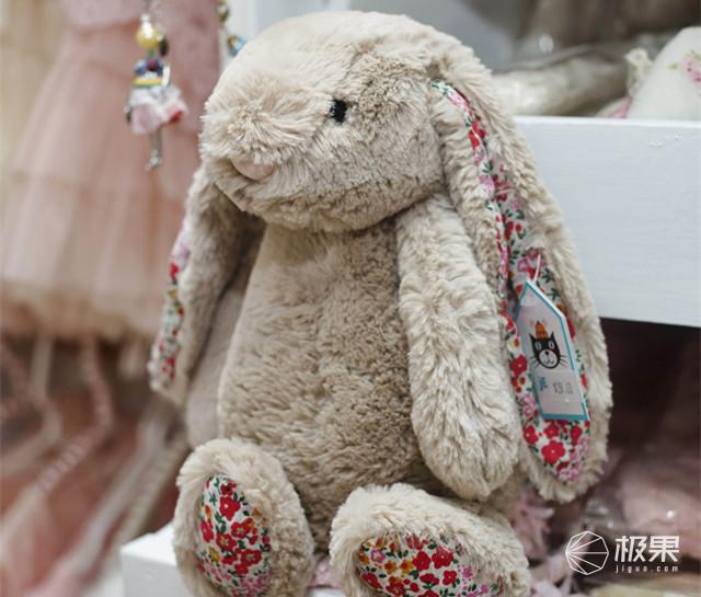 Jellycat邦尼兔中号毛绒玩具