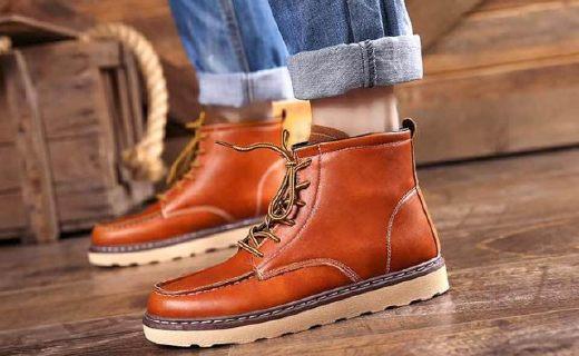 Red Wing短靴:简洁设计潮流百搭,不易变形方便清洁