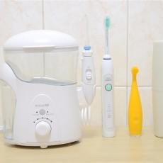 笑口常开从护牙开始,美国心诺X809洗牙器体验