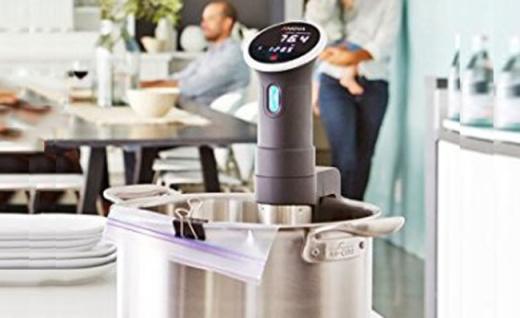 Anova Culinary Cooker加温器:调控食物烹饪温度,小白也能变大厨