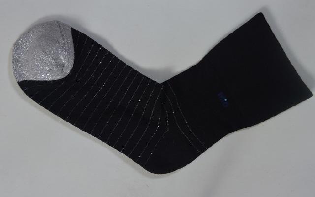 这袜子穿着舒服,关键闻着不脚臭