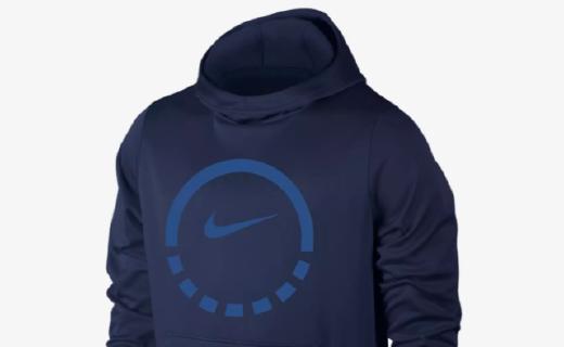 耐克THERMA篮球连帽衫:灵动贴合运动自如,温暖穿着