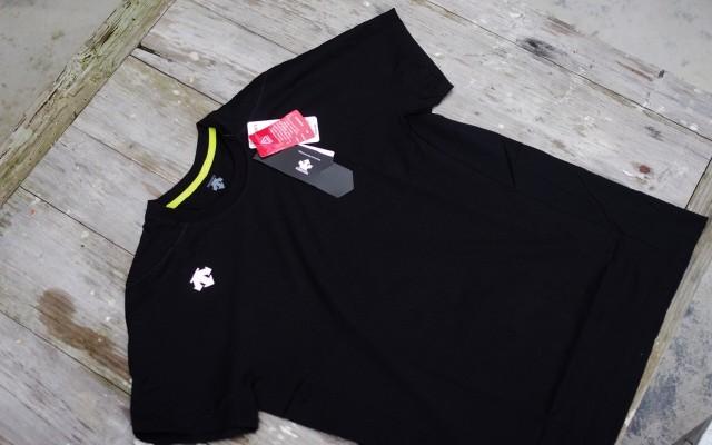 Descente训练T恤体验:卓尔不群,健身好搭档
