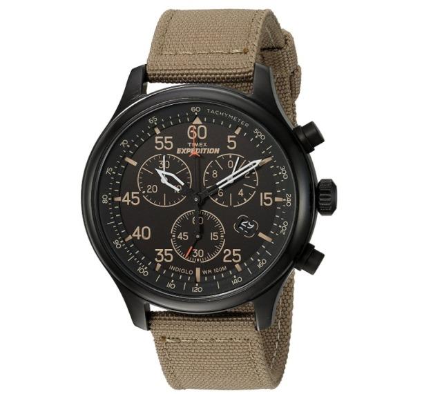 天美时(TIMEX)expeditionFIELD男式手表