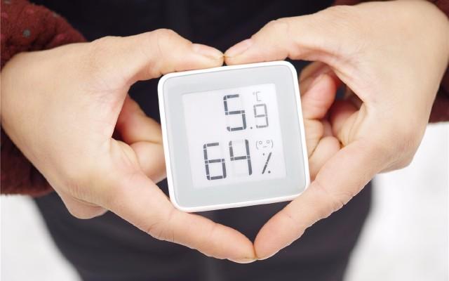 自带六种蠢萌表情,这温湿度计让我时刻了解家居环境 — 秒秒测温湿度计体验