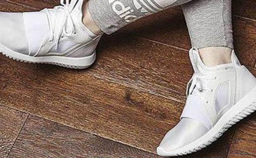 阿迪达斯Tubular Defiant休闲鞋:全掌boost减震,上脚超级好看