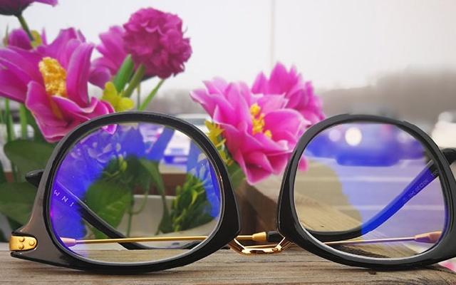 INMIX音米防蓝光眼镜,带你体验时尚和蓝光保护