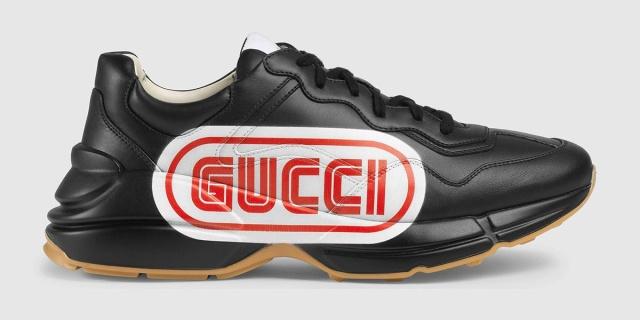 Gucci老爹鞋又出新品,这回不用抢了!