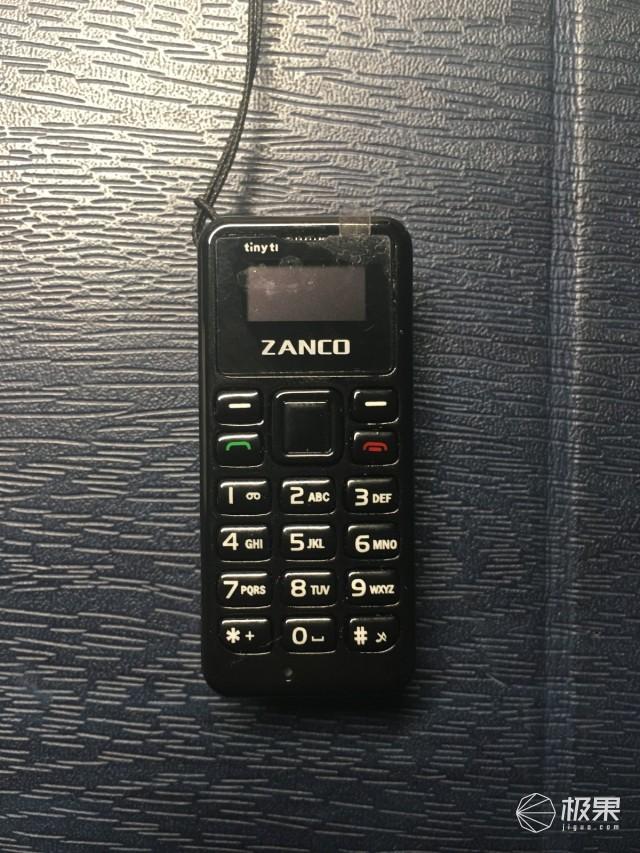 懒虫(lancan)T1微型袖珍手机