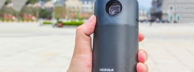 可乐罐大小的投影仪,旅行路上解闷娱乐神器 — Nebula智能微投体验   视频