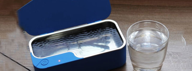清洗眼镜不用擦,全靠声波推,Smartclean超声波清洗器体验