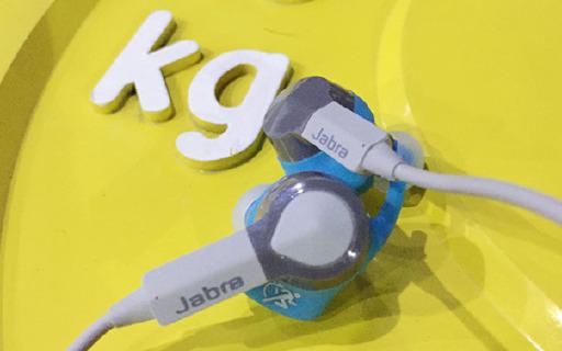 室内训练利器 - Jabra Sport Coach Wireless体验报告