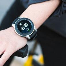 监测运动颜值高,续航持久更出众,Galaxy Watch智能手表体验