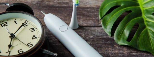 早上起来先让口腔爽一下,牙酷牙碧家用电动牙刷体验