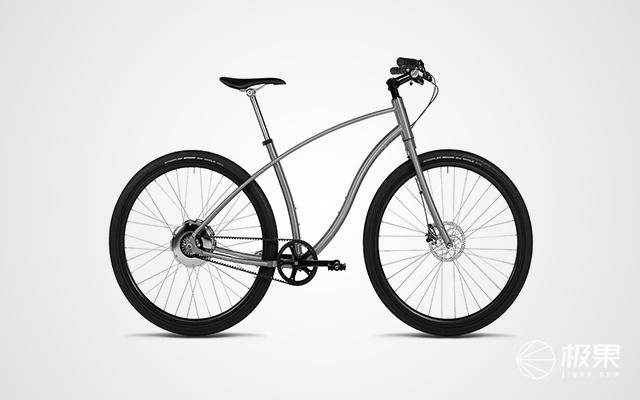 BudnitzModelE自行车