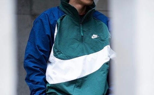 Nike ANRK Jacket:人气爆款,全新配色!