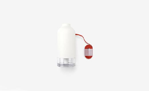 这款颜值超高的加湿器,一次加水能用13小时