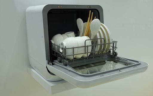 不用安装的洗碗机,29分钟快速洗碗还能洗水果