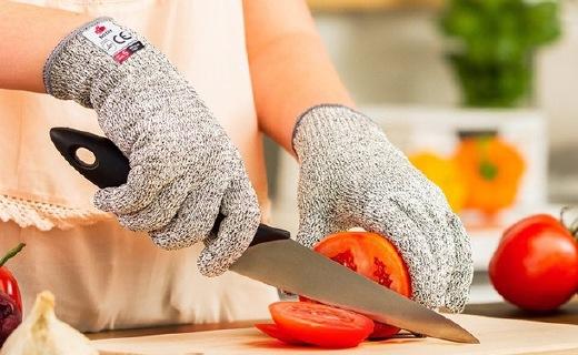 手残党必备防割手套,最锋利的刀也割不破