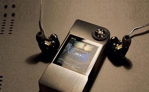山灵MP3播放器:长达20天超待机,纤薄轻盈音质极佳
