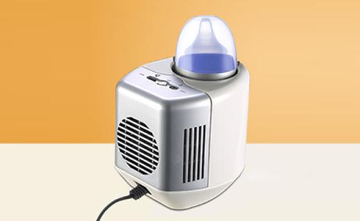 美固D03车载冷暖杯:即插即用加热制冷均可,体积小巧易携带