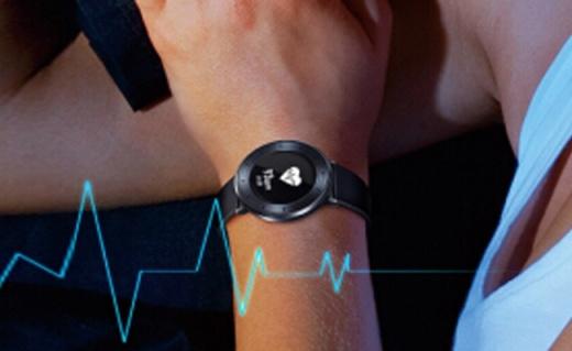 华为S1智能手表:TruSleep睡眠监测技术,多种运动模式
