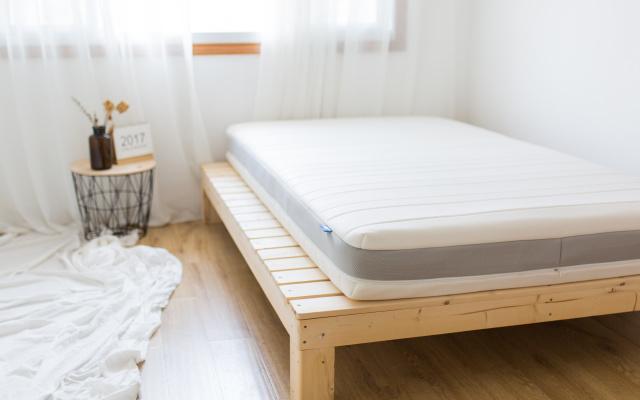 当乳胶遇上弹簧,给你最安心的睡眠 —— 8H M3乳胶弹簧床垫测评