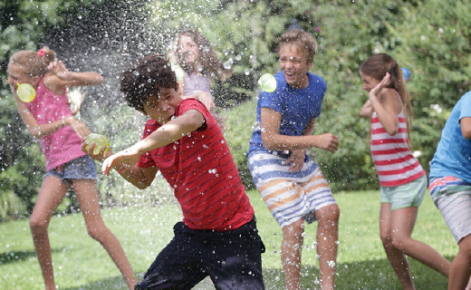 60秒充35个水气球!有它,你就是水战之神!