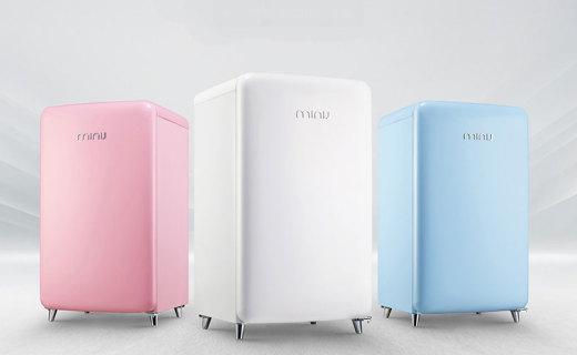 小吉儿童洗衣机冰箱套装:静音迷你精致可爱,单独呵护宝宝生活