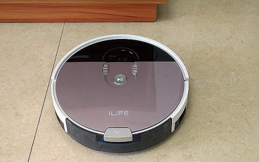 远程操作,回家路上就把家打扫了,ILIFE智意X785扫地机器人体验