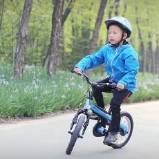 小米旗下的第一款儿童自行车,Ninebot 儿童自行车体验