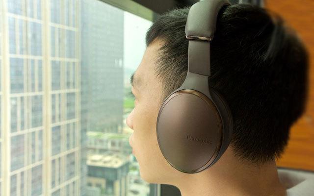 功率全开让你脑放爆灯,松下HD605N降噪大耳评测