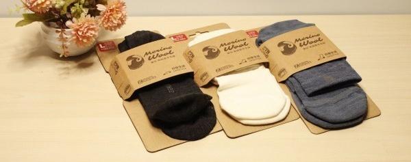 抑菌防臭 结实耐用不磨脚,让你的的脚丫更舒服 — ZEALWOOD羊毛袜套装体验