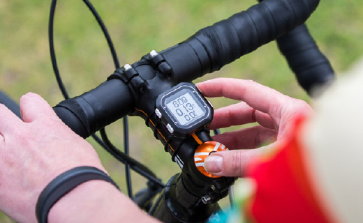 佳明新GPS码表,数据全面有导航,轻松骑行!
