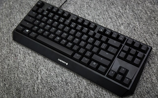 CHERRY MX BOARD 1.0 TKL 机械键盘