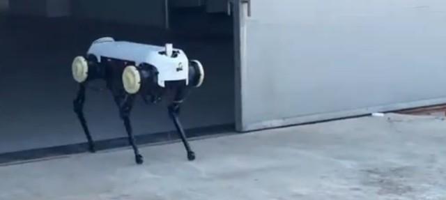 """智东西早报:特斯拉Model Y或将在中国生产 浙大发布""""绝影""""四足机器人"""