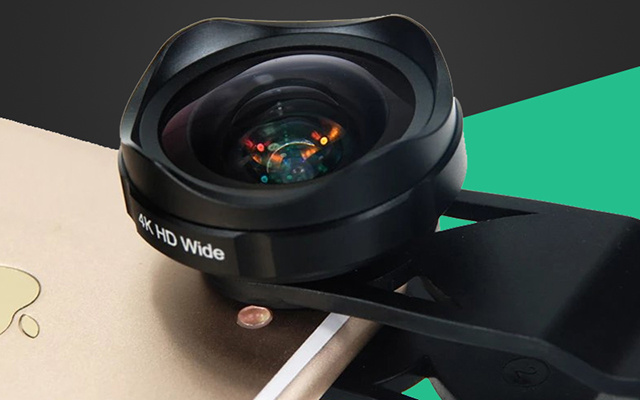 AiKE 4K三合一手机镜头