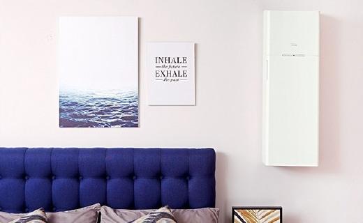 来自芬兰的旗舰新风机,工业级技术,让室内空气干净更舒适