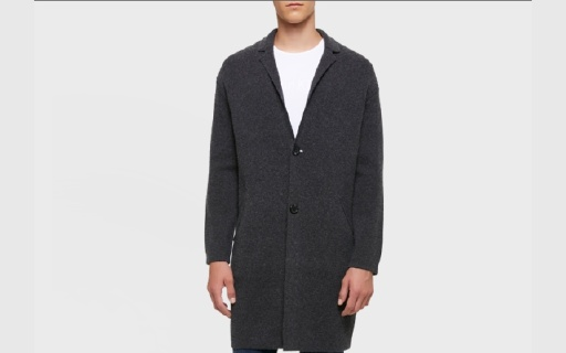 Calvin Klein针织衫:羊毛面料细腻柔软,简洁修身休闲优雅