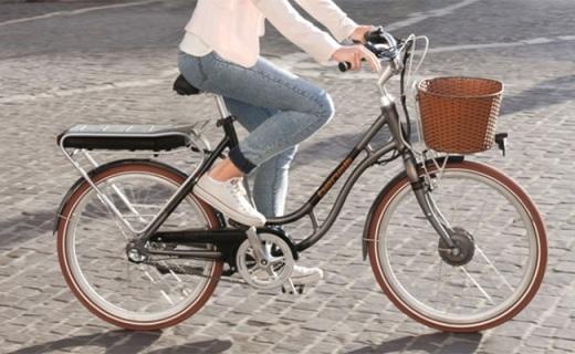 贝纳利电动自行车:航空铝材质稳固轻便,手工座椅骑乘舒适