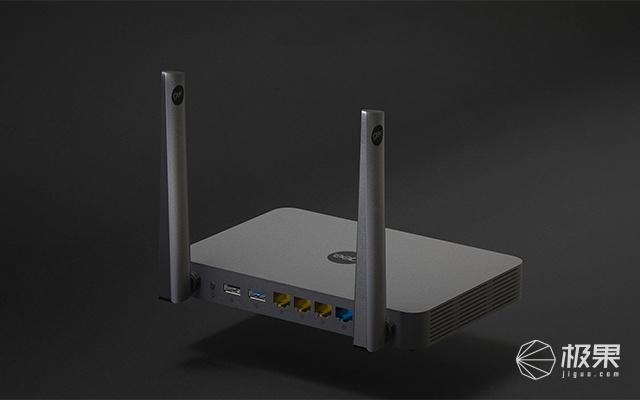 华为(HUAWEI)Q1无线路由器