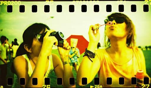 胶卷相机里的奇葩,全景相机里面的土炮