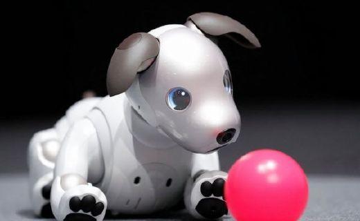 索尼相隔18年推新一代爱宝机器狗,智能有感情