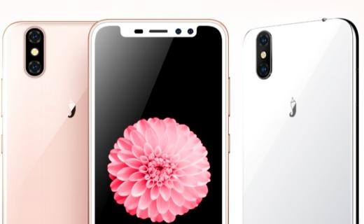 """国产""""iPhoneX""""正式发布,伪刘海儿如此辣眼睛"""