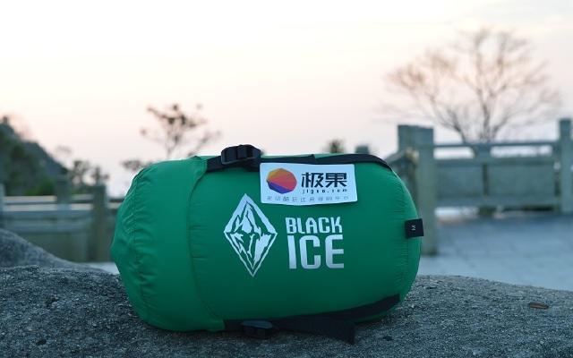 冰只是我的名字,其实我很温暖,黑冰 E400 鹅绒睡袋体验