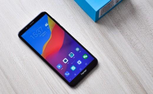 荣耀畅玩7C体验:国产百元全面屏手机新标杆