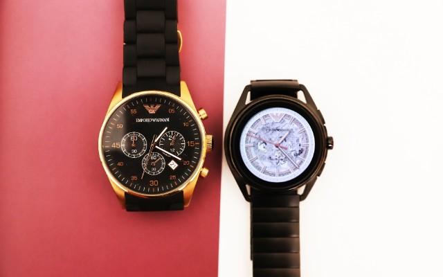 智能與時尚兼備,阿瑪尼智能手表的新品是否值得入手?