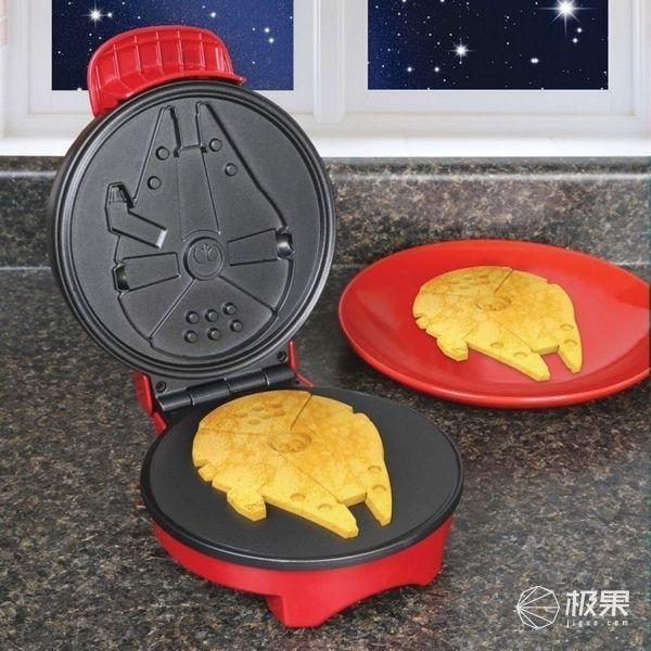 PangeaBrands星球大战电饼铛