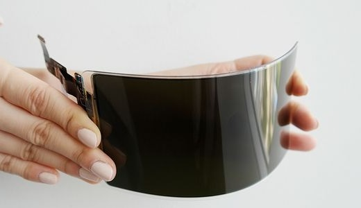 Note9屏幕或有大升级?三星发布新柔性OLED面板