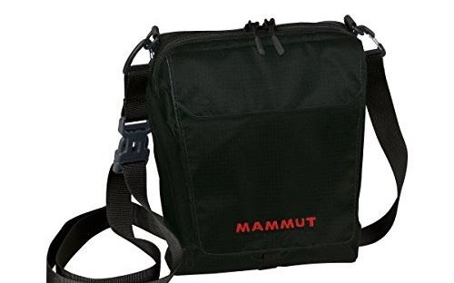 猛犸象单肩挎包:纤维材质耐磨防水,大容量主隔层轻松背负